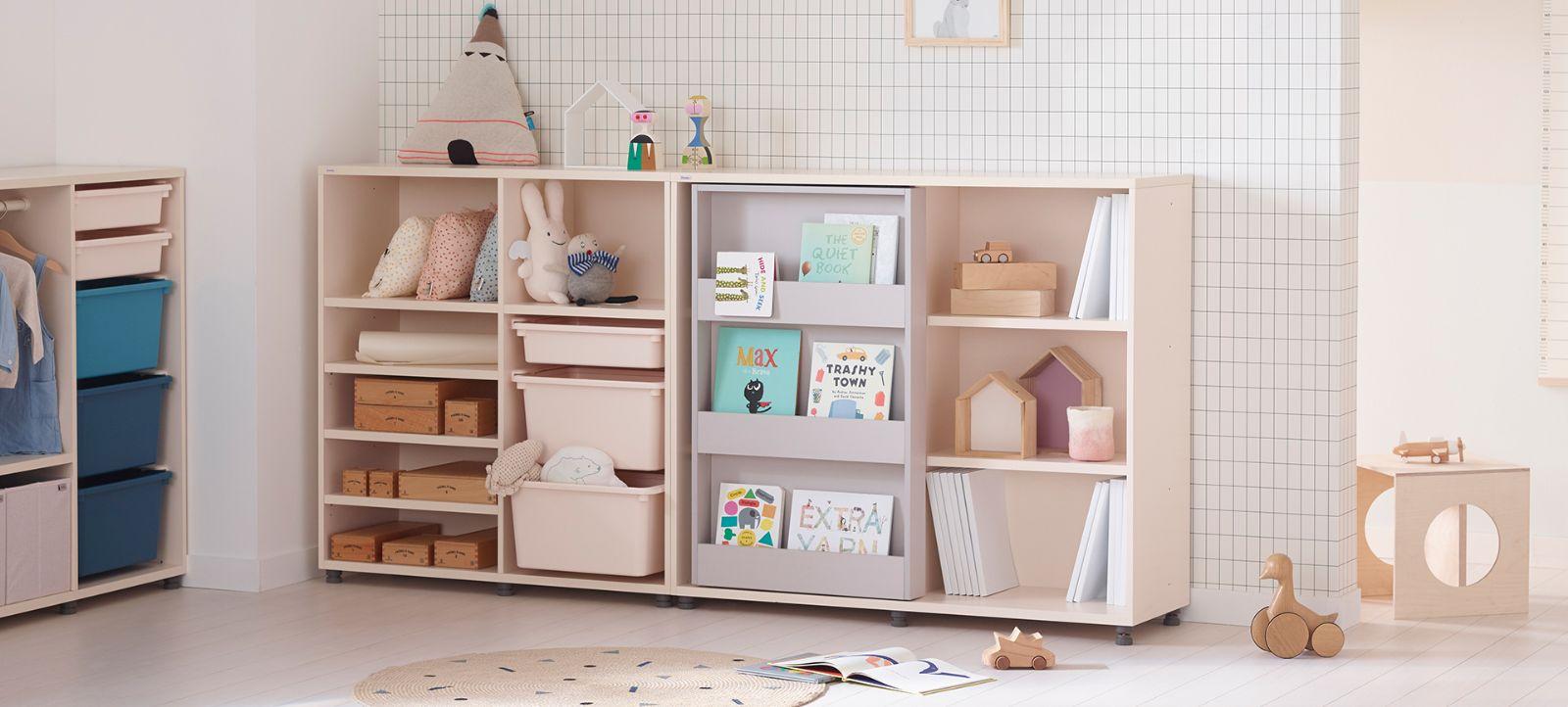 tủ gỗ cho bé