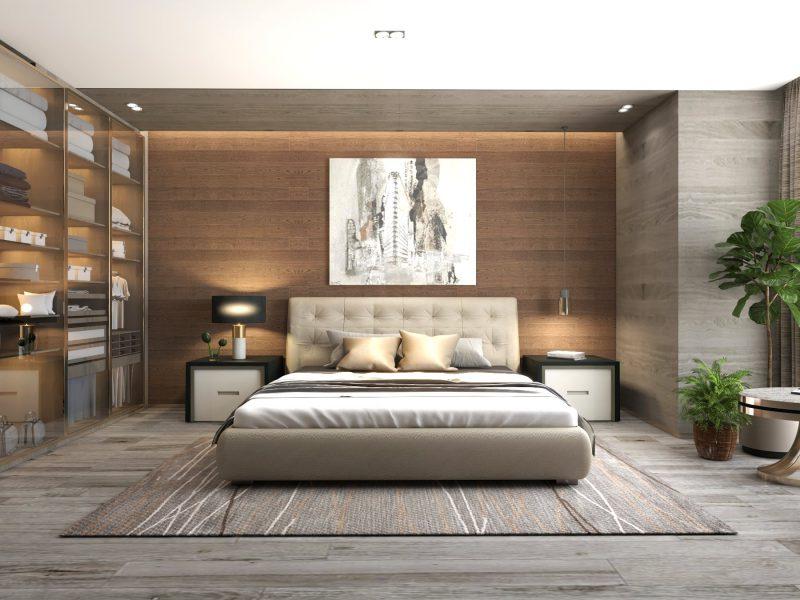 Hướng dẫn cách chọn mua giường bọc da cao cấp cho phòng ngủ sang trọng